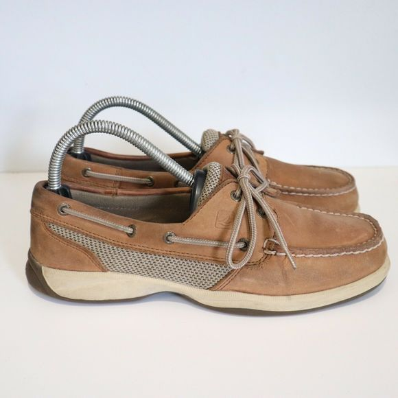 Sperry Shoes   Topsider Intrepid Boat